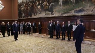 Унгария удостои Плевнелиев с най-висшето държавно отличие