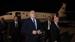 Борисов в Азербайджан да говори за газ