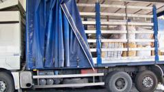 Контрабанда на 4000 дрехи спряха на ГКПП Лесово