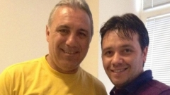 Братът на Стоичков: В България отдавна няма футбол, Петричев много го обичам