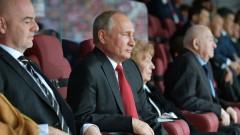 Путин иска още впечатляващи победи от руските национали