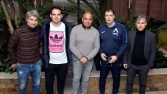 Скаут на Аякс се срещна със спортно-техническото ръководство на Левски