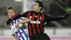 Милан не даде шанс на Хееренвеен