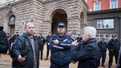 Давутоглу идва да ни наложи нови злини обявиха 300 атакисти в центъра на София