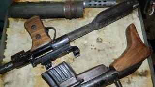 Иззеха боен арсенал, укрит край гробището в Плевен