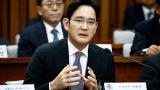 Наследникът на Samsung бе осъден на две години и половина затвор