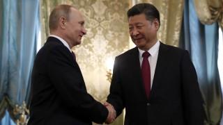 Русия и Китай създават съвместен инвестиционен фонд от $10 милиарда