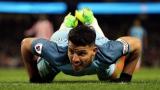Манчестър Сити: Серхио Агуеро не е припадал на мача с Нигерия