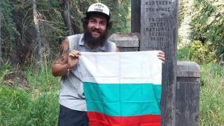 Българин прекоси Северна Америка пеша