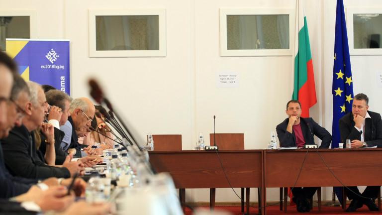 Комисията по енергетиката изслуша кандидатите за обновяване състава на КЕВР.