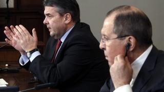 Германският външен министър зове в Русия за разоръжаване на Европа