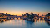 Кои са най-посещаваните европейски градове?