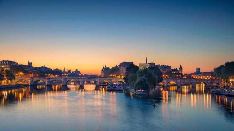 Лондон и Париж остават най-посещаваните градове в Европа. Двете европейски