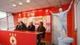 """Без статуя на """"Армията"""" за юбилея на Стоичков"""