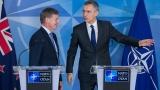 НАТО предупреди Русия, няма да толерира външни опити за манипулиране на избори