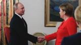 Меркел изрази пред Путин притеснението си от инцидента в Керченския проток