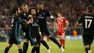 Марсело отново е в сметките на Реал (Мадрид)