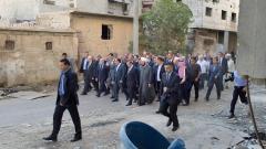 ЕС наложи санкции на 10 сирийци около Асад