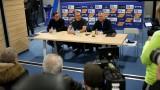 Шеф на Левски остава с клуба в Турция