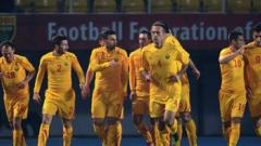 Македония взе балканското дерби с Черна гора