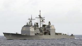 Съюзниците трупат кораби край Сирия