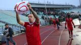 Тончи: Връщам се в ЦСКА, говорих с шефовете