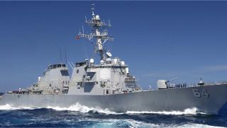 Нов американски разрушител в Черно море