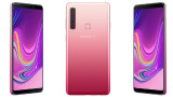 Samsung Galaxy A9 е първият телефон с четири задни камери