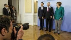 Германия, Франция и Русия се съгласиха да се прилагат сделките от Минск за Украйна
