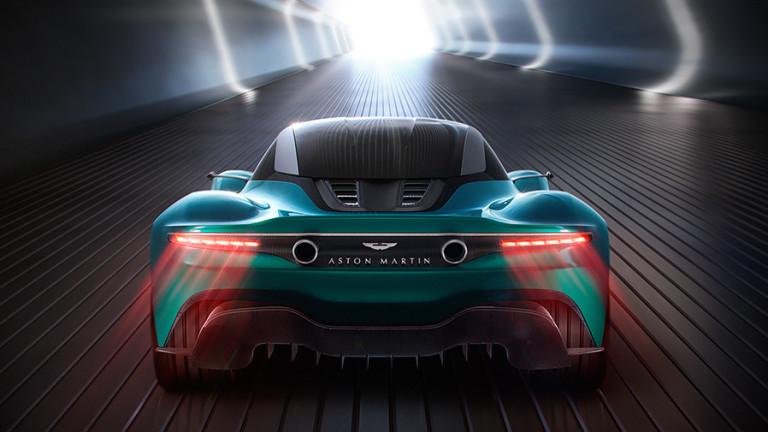 Новата кола на Джеймс Бонд ще бъде електромобил Aston Martin