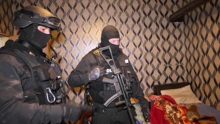 ГДБОП и френските им колеги разбиха група за трафик на хора