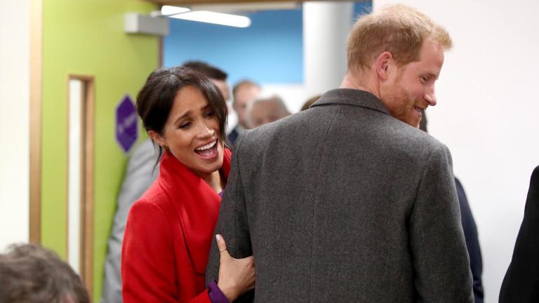 Защо Хари и Меган ще са разделени на Свети Валентин