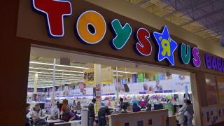 Най-голямата верига за детски играчки затваря всичките си магазини в САЩ?