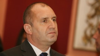 Румен Радев: Борбата с корупцията остава за гражданите и медиите