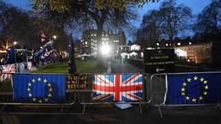 Мей има две седмици да предоговори предпазния механизъм с ЕС