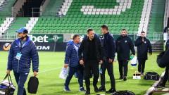 Живко Миланов: Вярвам в тези момчета, това са ни силите в момента