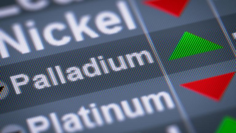 Паладият задмина златото като най-ценния метал в света