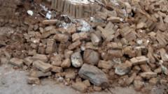 Необитаема къща рухна върху дете в село Микрево