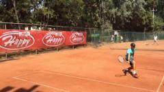 Без изненади в първия ден на Държавното отборно по тенис