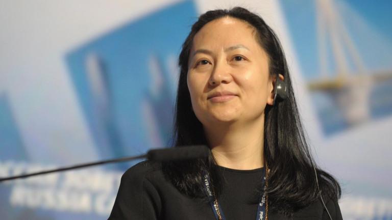 Канада арестува финансовия шеф на Huawei и вбеси Китай