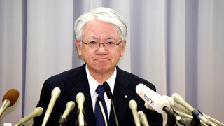 """Скандалът с фалшификациите """"взе главата"""" на шефа на Kobe Steel"""