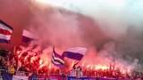 Феновете на Етър призоваха за отваряне на стадионите