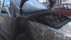 Умишлен е палежът на колата на Генка Шикерова