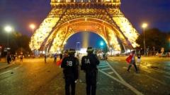 Френската полиция арестува въоръжен в подножието на Айфеловата кула