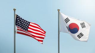 Южна Корея налага мита на американски стоки