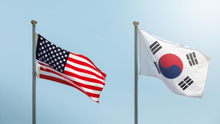 Южна Корея увеличава харчовете по издръжката на войските на САЩ