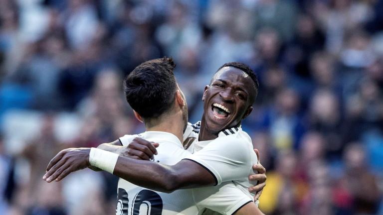 Добри новини за Реал (Мадрид), Винисиус ще бъде готов за мача с Бетис