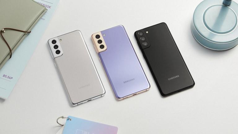 Новите флагмани на Samsung oт серията S вече могат да бъдат поръчани от А1