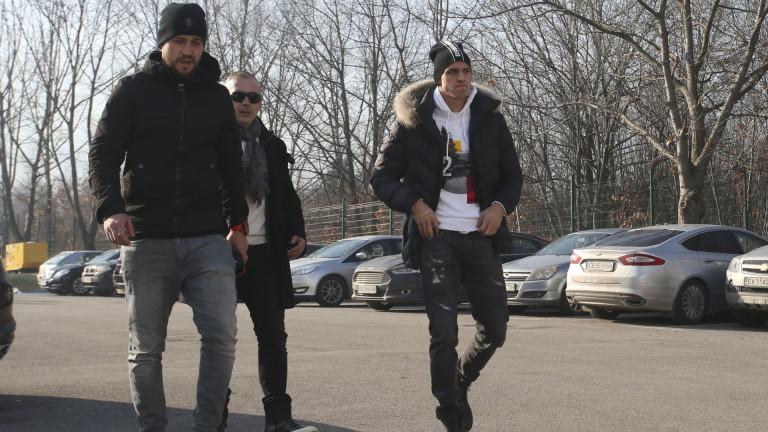 Десподов, Гошо Петков и Алвеша бяха изслушани от Дисциплинарната комисия на БФС