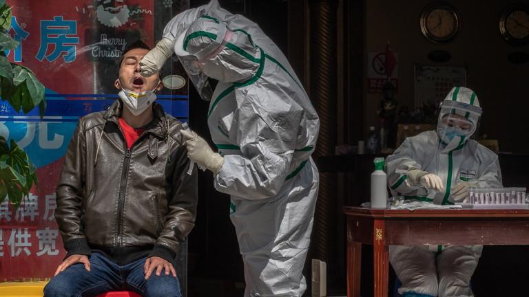 Американските специални служби смятат, че властите в Китай съобщават доста